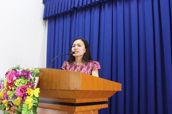 Truong Dai hoc Ngoai ngu Boi duong tieng Anh cot can cho giang vien theo chuong trinh de an quoc gia 2020